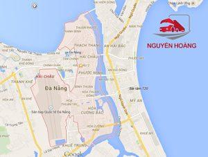 Chành xe chuyển hàng đi quận Hải Châu Đà Nẵng